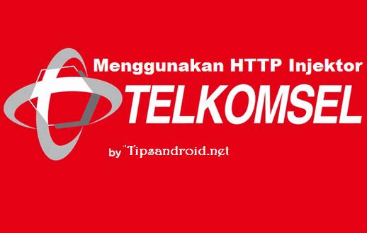cara menggunakan http injector telkomsel