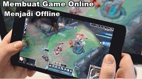 cara membuat game online menjadi offline pada android dengan lucky patcher