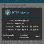 Config Http Injector Three (Tri) Terbaru Agustus 2018