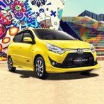Spesifikasi dan Harga Toyota Agya 2019 Manual dan Matic