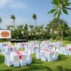 Garden Party ala Harris Hotel Sunset Road Bali